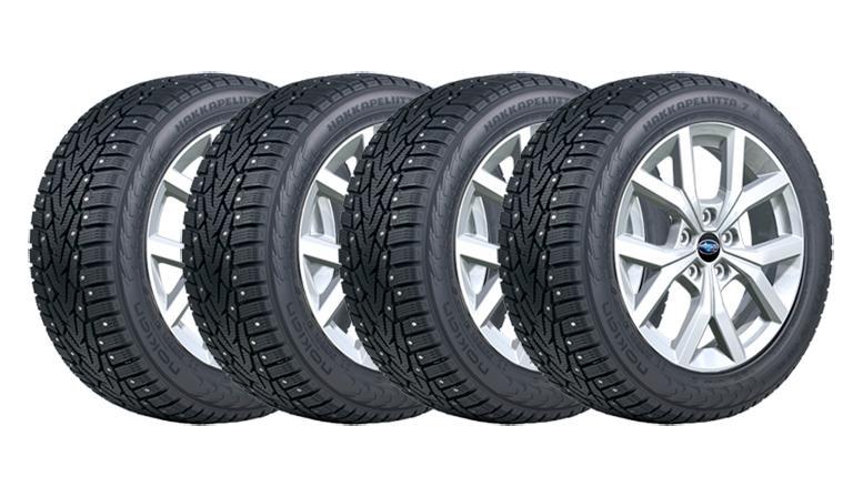 Оригинальные диски + шины с выгодой в 16 000 рублей