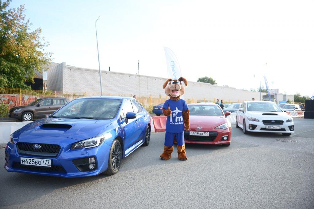 В минувшие выходные впервые в городе Кирове прошло главное автомобильное событие этого лета - SUBARU ROAD SHOW 2015.